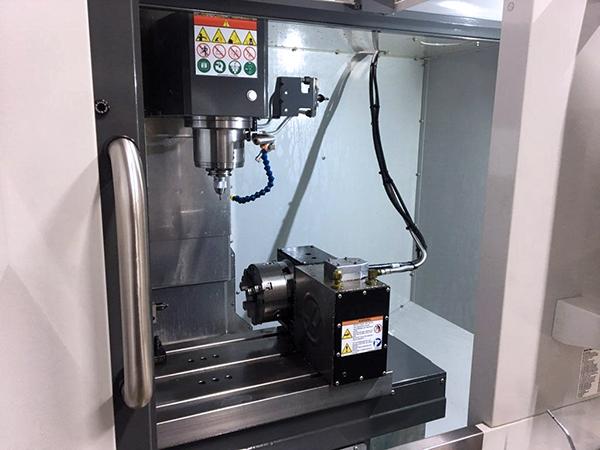 Haas Super Mini Mill 2 2018 3_Vertical Machining Center