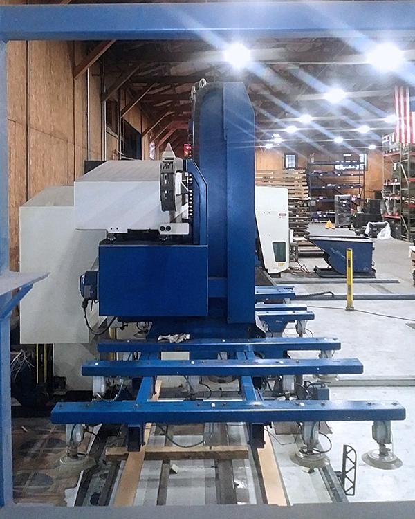 Laser Cutter_Trumpf TruLaser L2030 2008 2