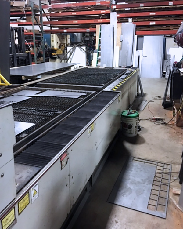 Mitsubishi ML2512 LXP 1998 3_Laser Cutting Machine