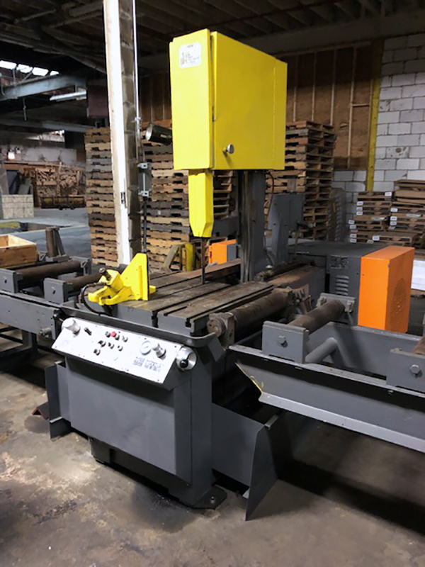Marvel 81-9/S1/S2 1984 6_Vertical Band Saw