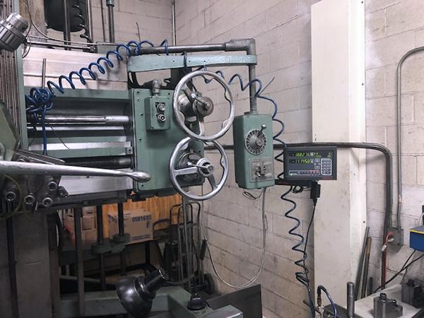 Bullard cutmaster 54 1950 2