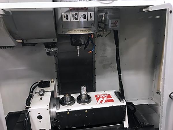 Haas VF-2SS 2005 3