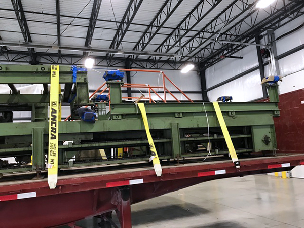 Used Beam Punch Line Peddinghaus TDK 10009G rebuilt 2014
