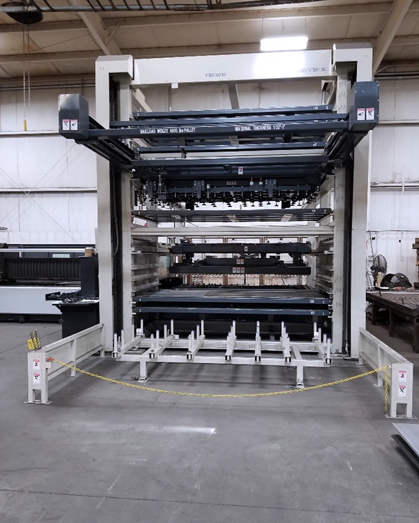 Used Laser Cutting Machine Mitsubishi ML3015eX Plus 45CF-R 2015