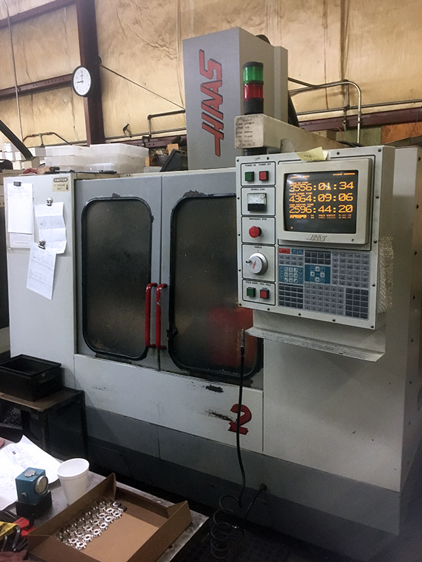 Used Vertical Machining Center Haas VF-2 1995