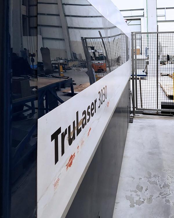 Trumpf TruLaser 3030 Fiber 2015 3