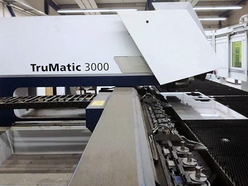 Trumpf Trumatic 3000 Fiber 2012 3