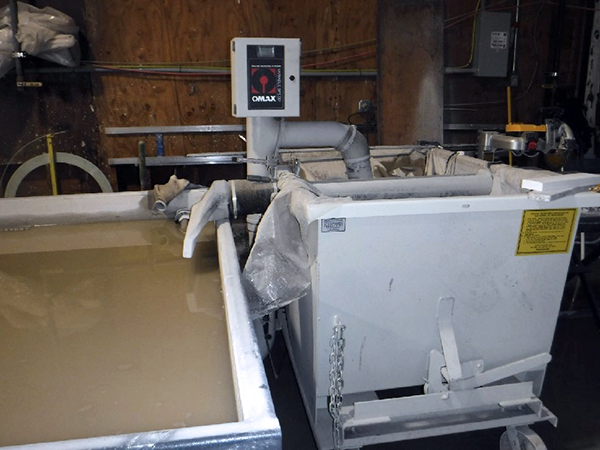 Used Maxiem Water Jet 2040 For Sale
