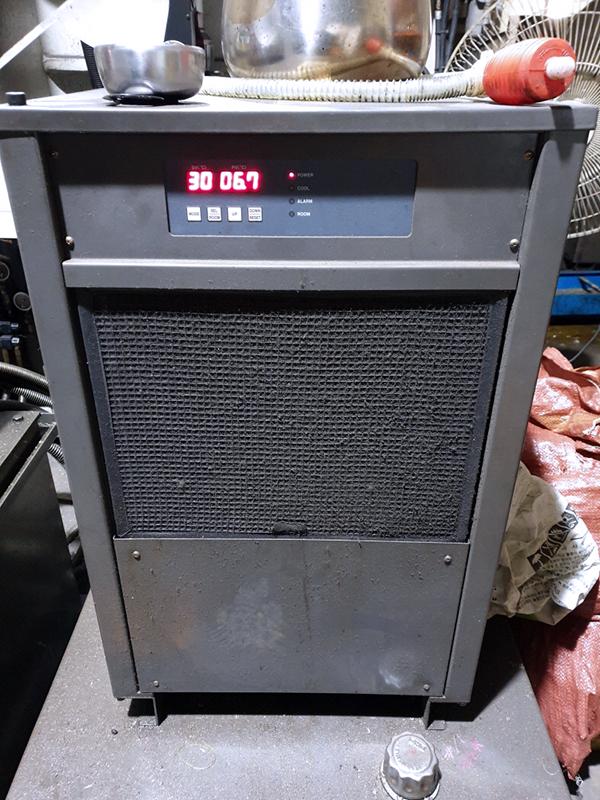 Used CNC Lathe Hankook VTC-140F 2011