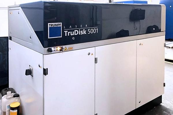 Trumpf TruLaser 5030 Fiber 2012 4
