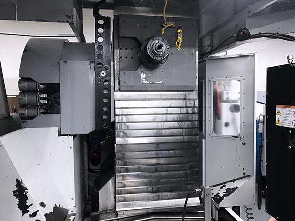 Haas EC-1600 2005 4