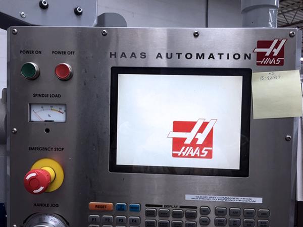 Haas EC-1600 2005 7