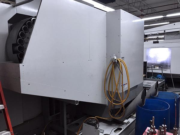 Haas EC-1600 2005 13
