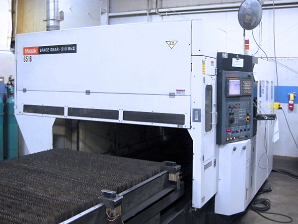 Mazak Space Gear 510MKII 2006 2
