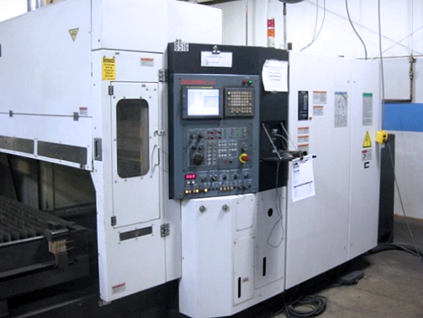 Mazak Space Gear 510MKII 2006 3