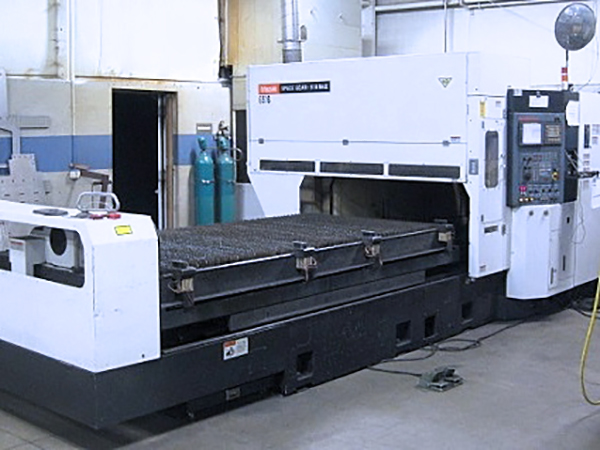 Mazak Space Gear 510MKII 2006 6