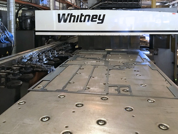 Whitney 3400 XP 2013 2
