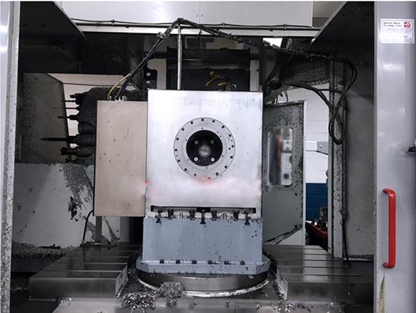 Haas EC-1600 2005 15