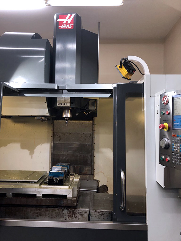 Used Vertical Machining Center Haas VF-5 XT/40 2011