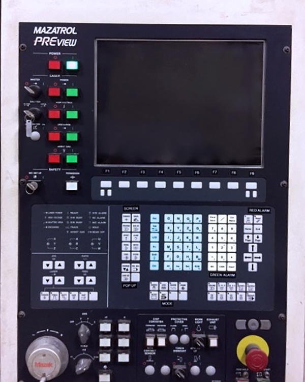 Mazak Hyper Turb-X 510 2005 6