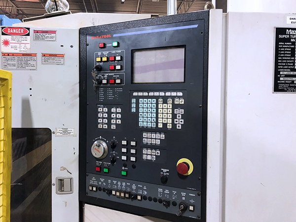 Mazak Super Turbo-X510 II 2004 9