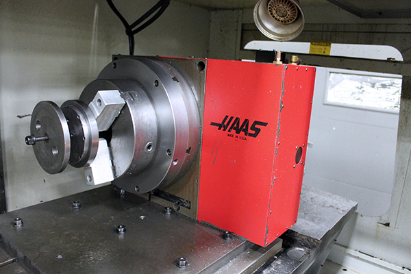 Used Vertical Machining Center Haas VF-6 2000