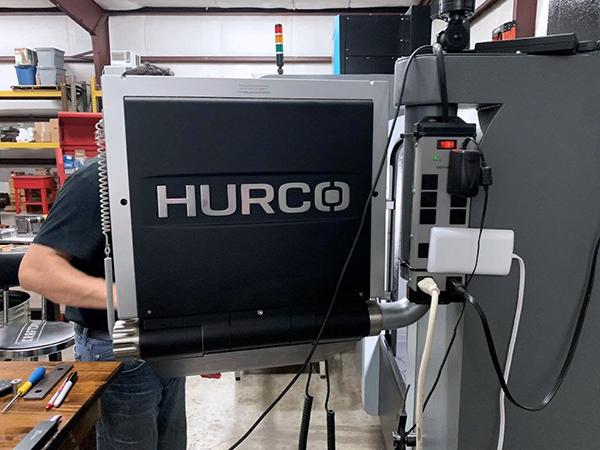 Hurco VM-10i 2016 10