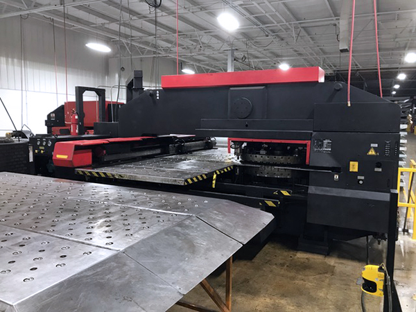 Used Turret Punch Amada vipros 558 1994