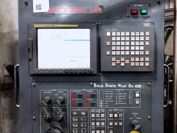 Mazak 3D Fabri Gear 300 2001 3