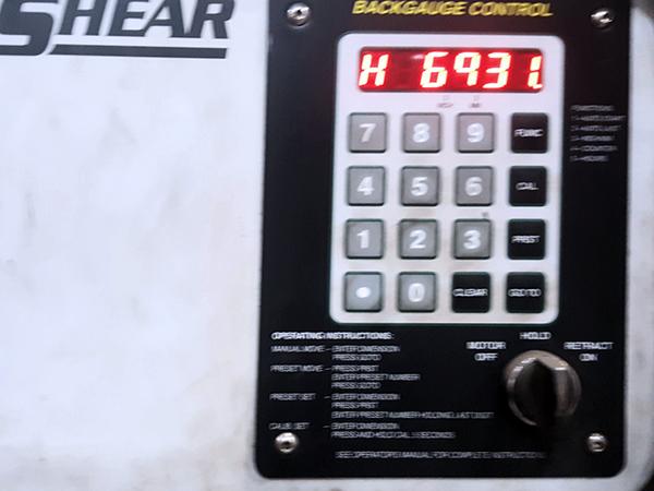 AccurShear 650010 2005 3