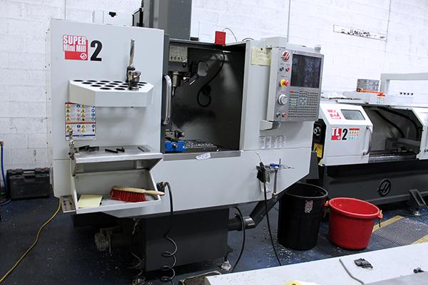 Haas Super Mini Mill 2 09/2015 2