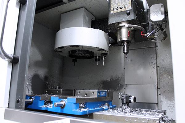 Haas Super Mini Mill 2 09/2015 5