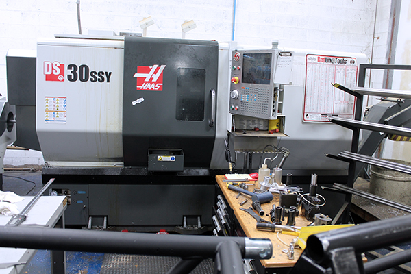 Haas DS-30SSY 05/2014 2