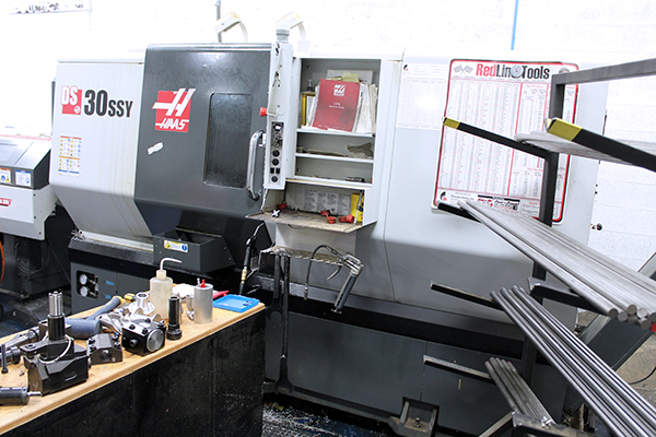 Haas DS-30SSY 05/2014 3