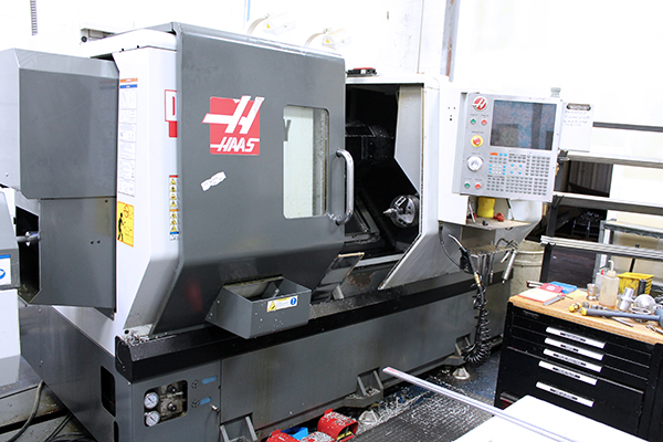 Haas DS-30SSY 05/2014 4