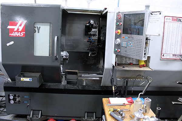 Haas DS-30SSY 05/2014 5