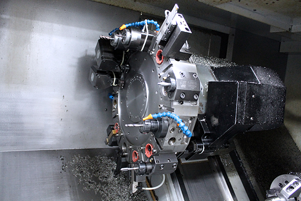 Haas DS-30SSY 05/2014 6