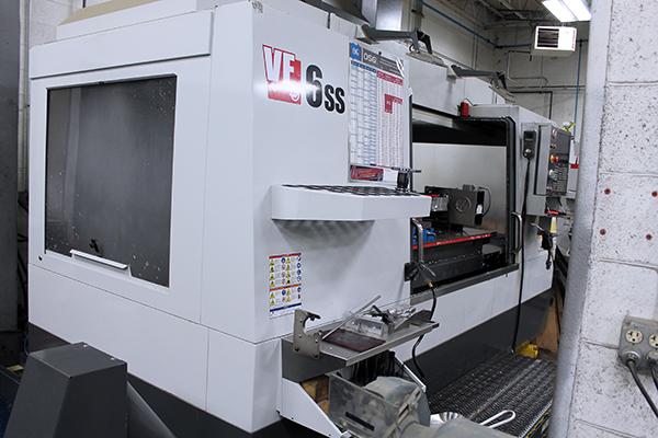Haas VF-6SS 2015 / 08 3