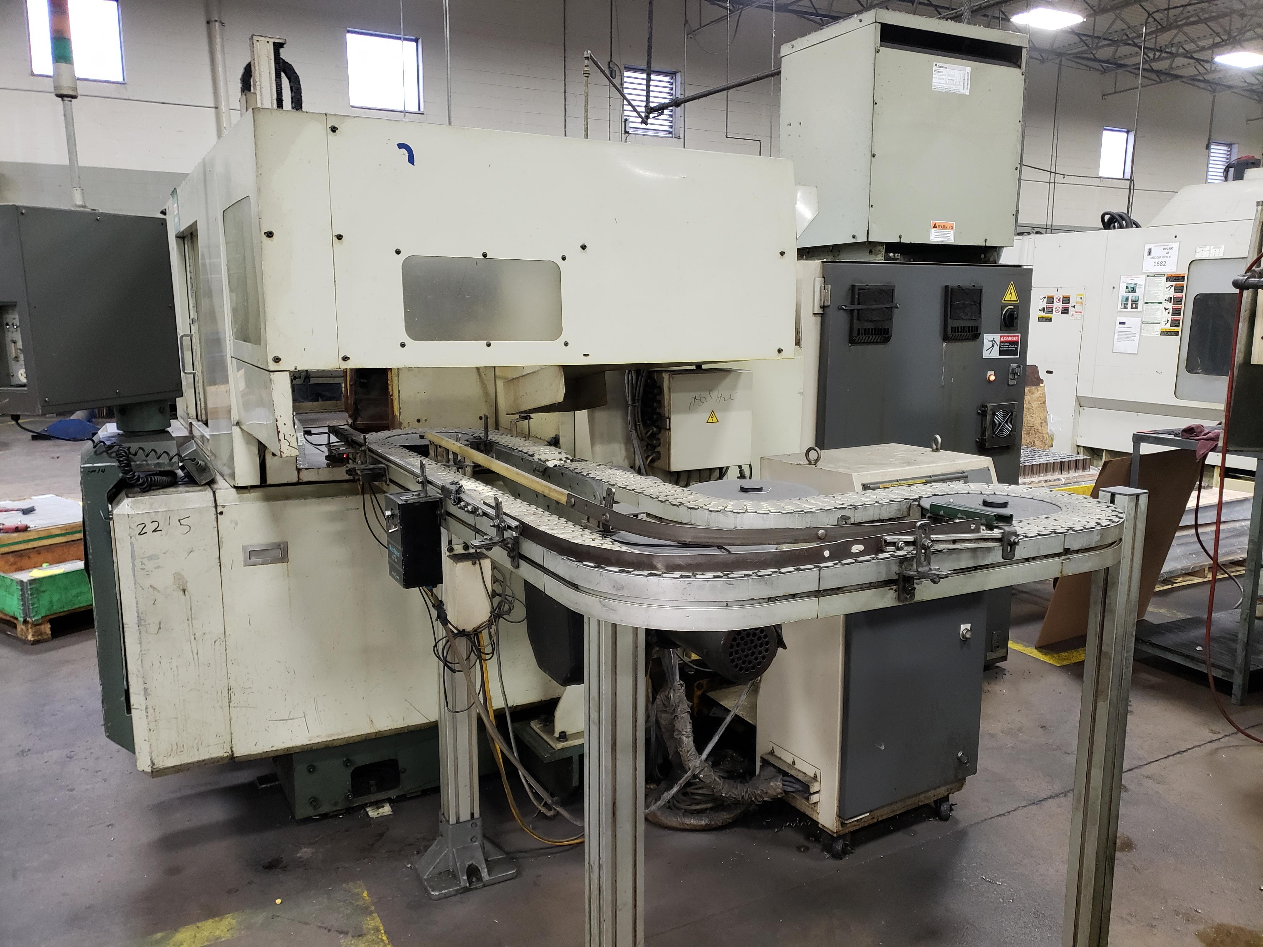 Used CNC Multi-Spindle Lathe Kitako MT4200M 2000