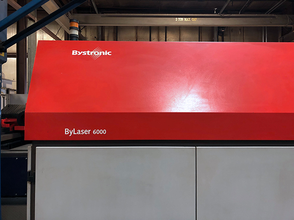 Bystronic Bystar 3015 2006 2