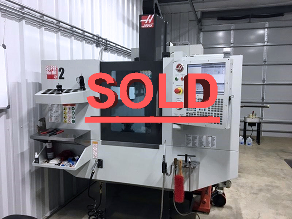 Used Vertical Machining Center For Sale Haas Super Mini Mill 2 2018 2_Vertical Machining Center