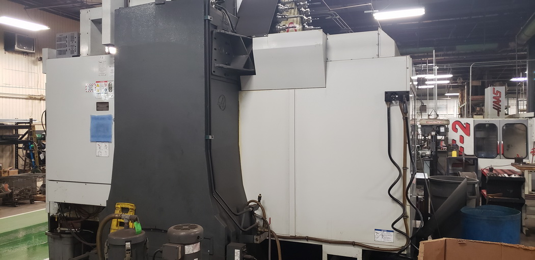 Used Vertical Machining Center Haas VF-6/50 2013