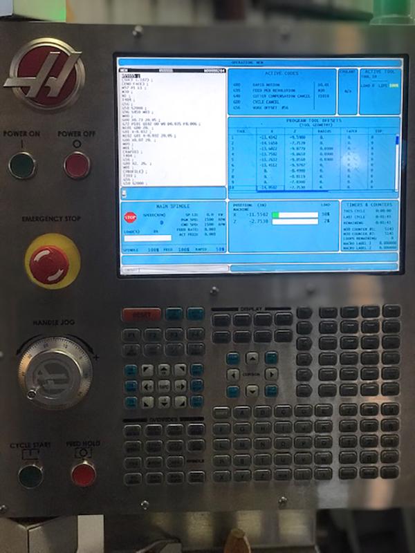Haas ST-10 2012 10