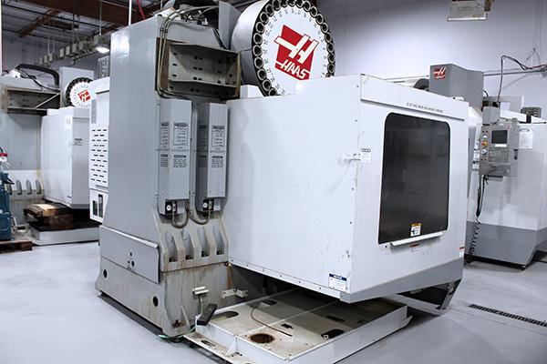 Haas VF-6/50 2006 10