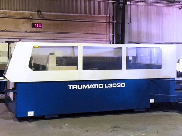 Trumpf Trumatic L3030 2005 2