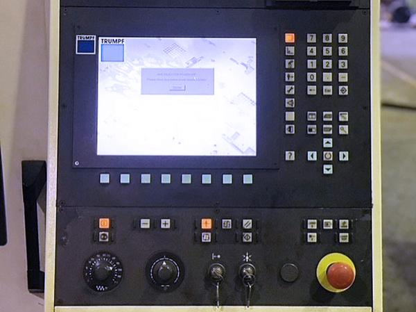 Trumpf Trumatic L3030 2005 3