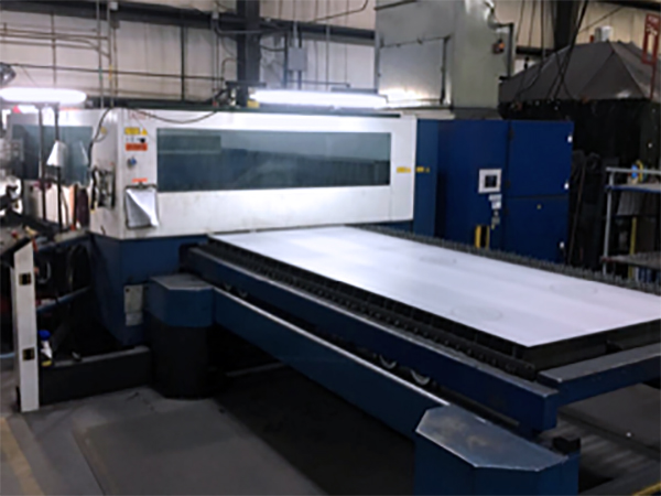Used Laser Cutting Machine Trumpf TruLaser L3530 2008