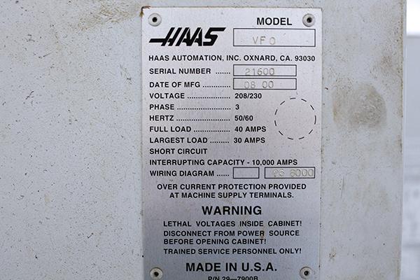 Haas VF-0 (2) 2000 11