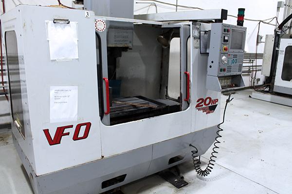 Haas VF-0 2000 4
