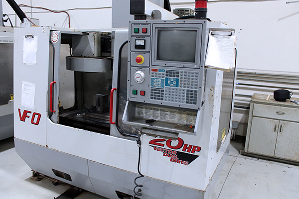 Haas VF-0 2000 11